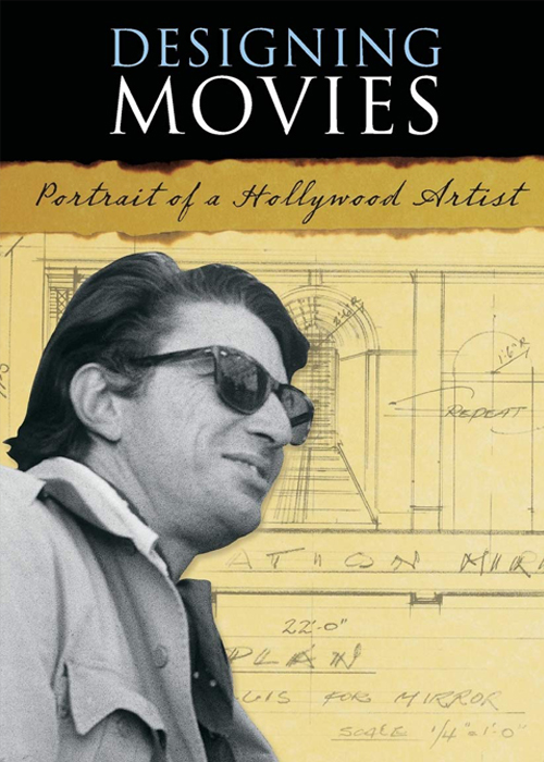 cover page of the book 'designing movies' by richard sylbert