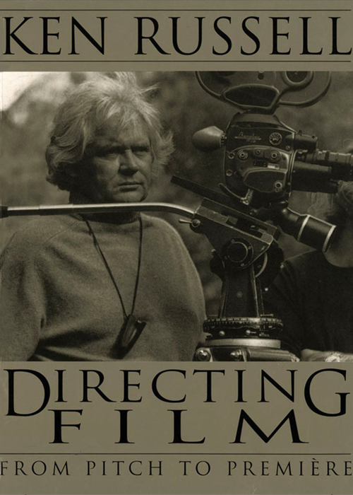cover page directing film ken russell
