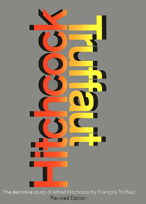 cover page of hitchcock truffaut book