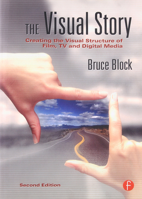 C over page of Bruce Block's The Visual Story